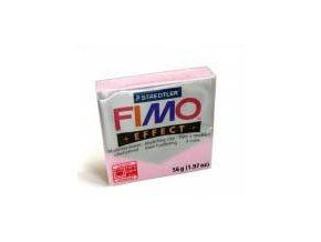 Modelovací hmota FIMO EFFECT - 205 Růžová pastelová