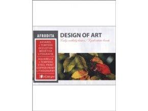 Blok akvarelový 200g, 20 listů AFRODITA - A2