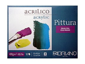 Blok 400g Fabriano pittura - 30x40cm