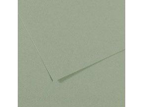 Pastelový papír 160g - č.105  Zelený čaj