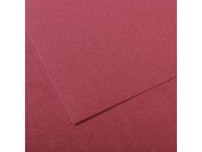 Pastelový papír 160g - č.117  Švestková