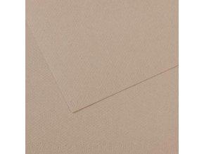 Pastelový papír 160g - č.122  Flanelová šedá