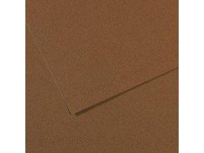 Pastelový papír 160g - č.133 Sepie