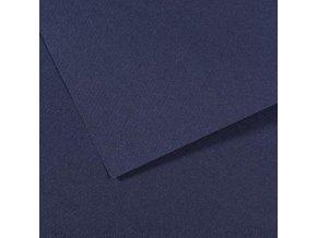 Pastelový papír 160g - č.140 Indigo