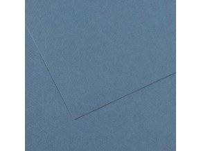 Pastelový papír 160g - č.495  Modrá