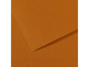 Pastelový papír 160g - č.502 Hnědý karamel