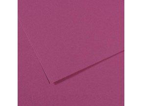 Pastelový papír 160g - č.507  Fialová