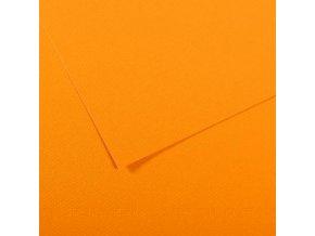 Pastelový papír 160g - č.553 Kadmium žluté