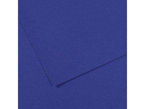 Pastelový papír 160g - č.590  Ultramarin modrý