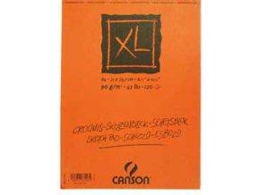 Blok skicovací 90g Canson  XL - A4 - lepený