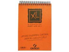 Blok skicovací 90g Canson  XL - A4 se spirálou