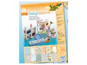 Design blok A4 - KIDS