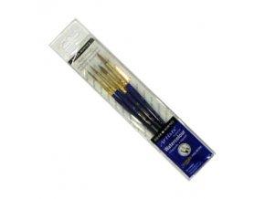 Sada 4 štětců pro akvarel Daler-Rowney Sapphire - 219300108