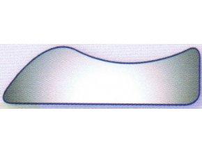 Barva pro Airbrush Schmincke 906 - Metalická stříbrná