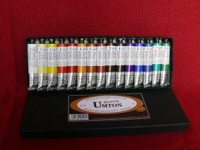 Umton olejové barvy 15x20
