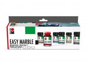 Marabu Easy Marble set