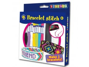 Blracelet stitch