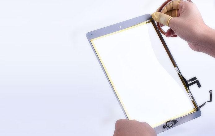 Skákající dotyk iPad digitizeru?
