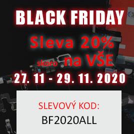 Black Friday 20% na vše