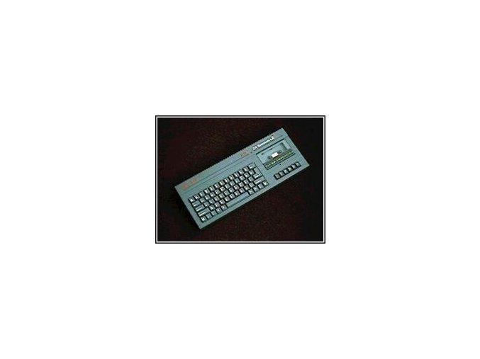 Sinclair ZX Spectrum +2 (šedý)