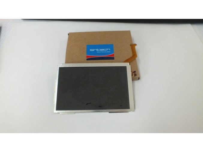 Nintendo NEW 3DS XL horní LCD displej