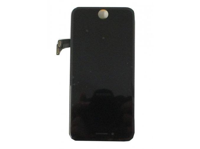 "iPhone 7 Plus (5,5"") LCD displej s rámem a dotykem, černý, SINTECH© Premium"
