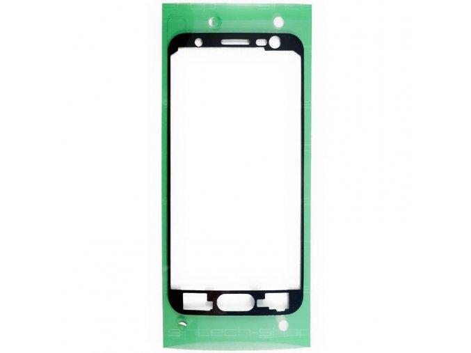 3736 J5 front glass sticker