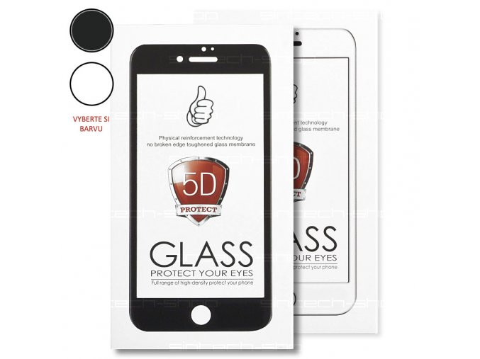 5D tempered glass iphone main