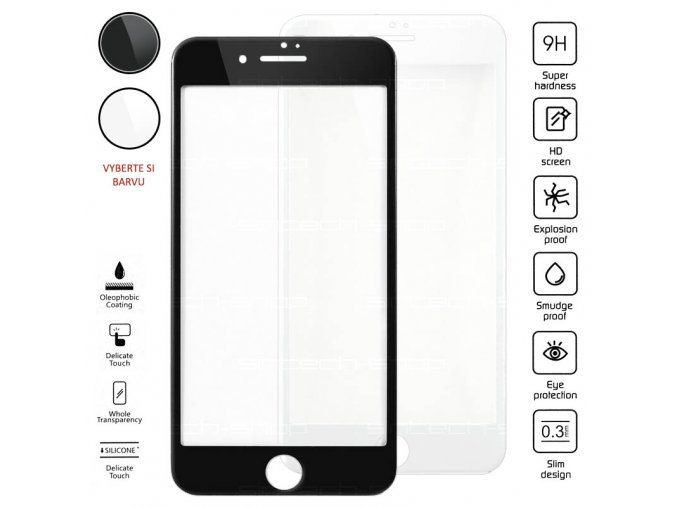 3D tempered glass iphone7+ main