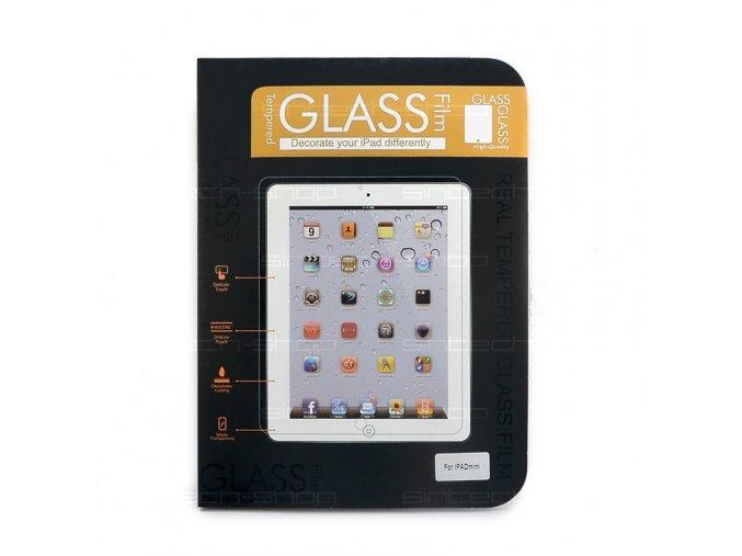 iPad mini 4/5 ochranné tvrzené sklo 9H, SINTECH© Premium