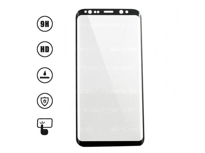 3D Ochranné Tvrzené Sklo 9H pro Samsung Galaxy S9