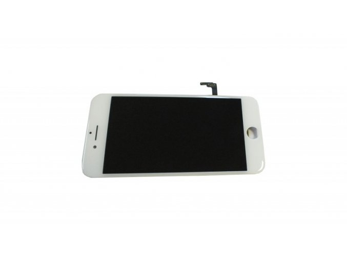 "iPhone 7 Plus (5,5"") LCD displej s rámem a dotykem, bílý, Original"