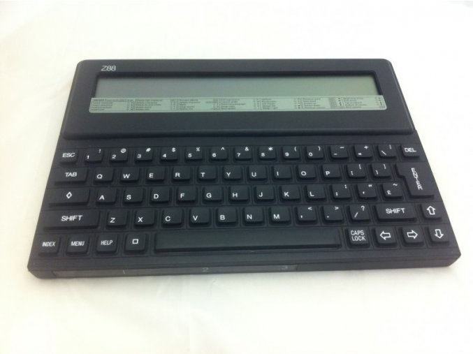 Sinclair Z88