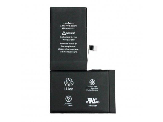 iPhoneX Battery