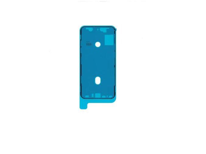 """iPhone XS (5,8"""") lepící vrstva rámu displeje, černá"""