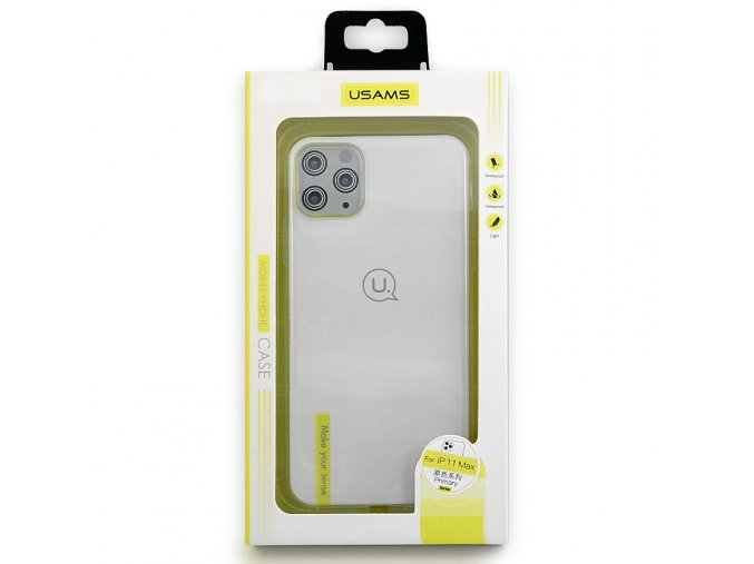 3505 USAMS iphone11Pro Max TPU 1