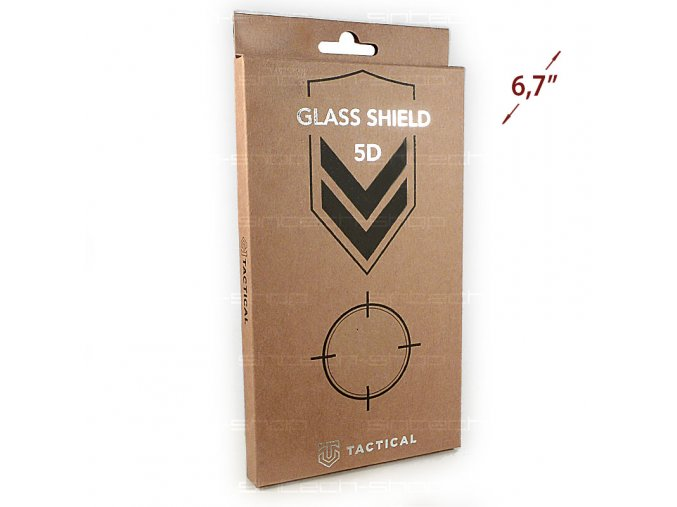 3544 tempered glass tactical 5D iphone 12promax 1