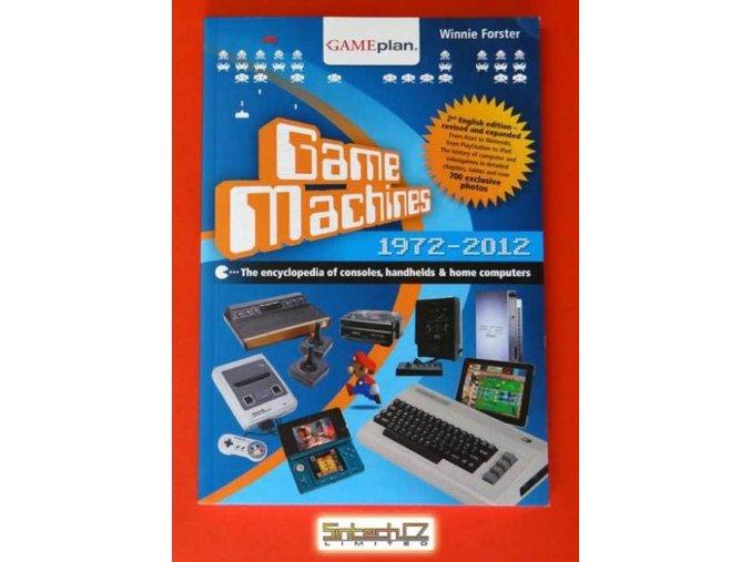 GAMEplan2.0: Game Machines 1972-2012, 2.edice