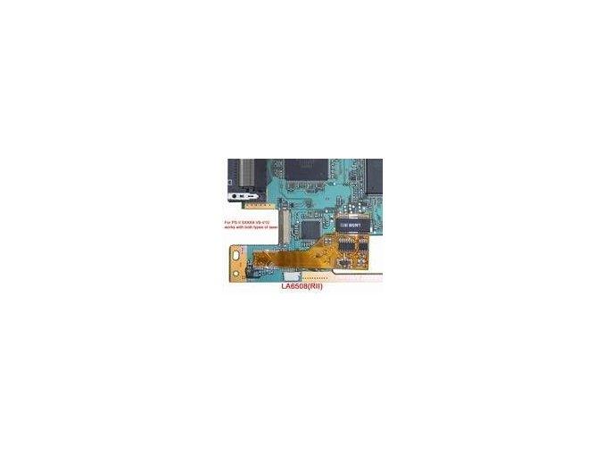 PS2 LA6508 RIII Chip
