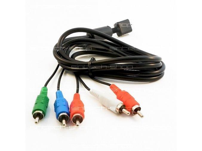 PS2 / PS3 YUV Komponentní kabel