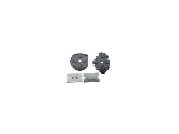 PSP gumové podložky ovládacích prvků