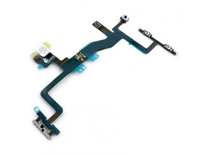iPhone 6S power flex ON/OFF s ovládáním hlasitosti