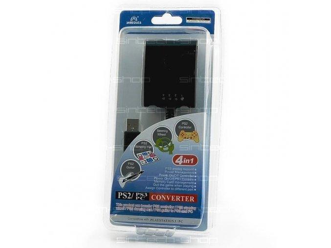 PS3 adaptér joypadů z PS1/PS2