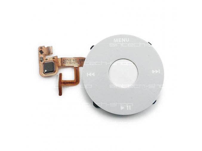 iPod Video 5G Clickwheel s elektronikou, bílé