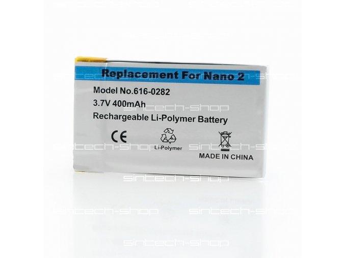 iPod Nano 2G Baterie 400 mAh