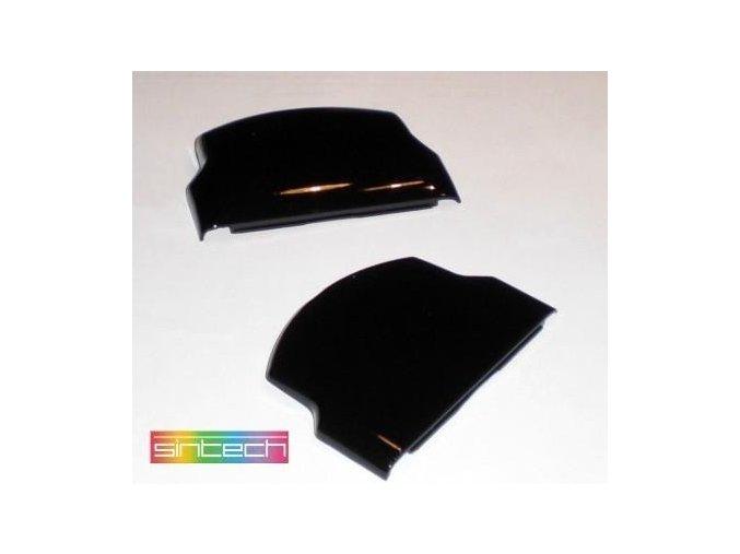 PSP slim kryt baterie - černý