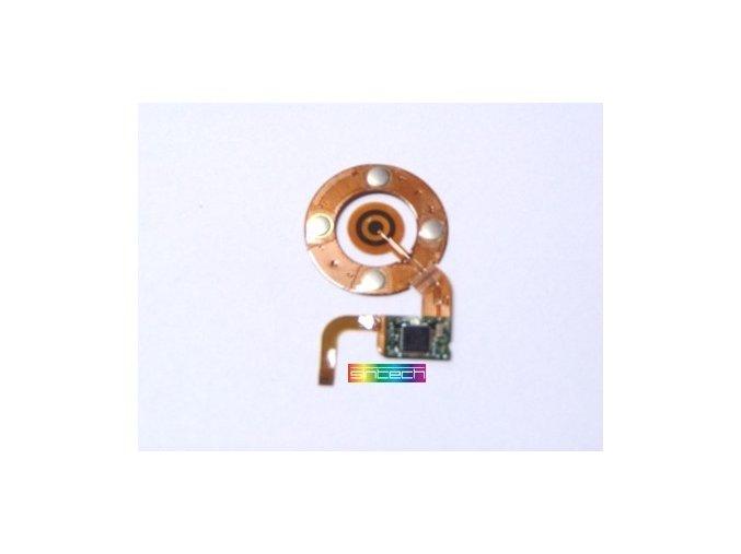 iPod Nano 3G elektronika klikacího kolečka