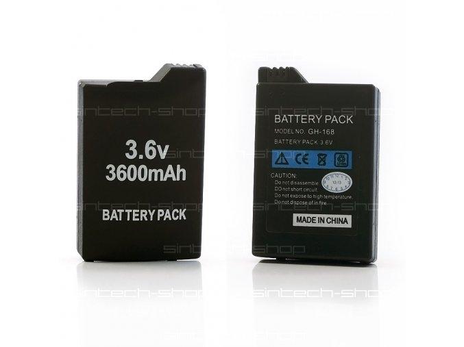 Akumulátor 3600 mAh pro PSP