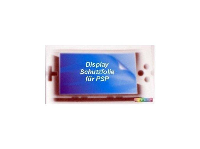 PSP ochranná folie obrazovky