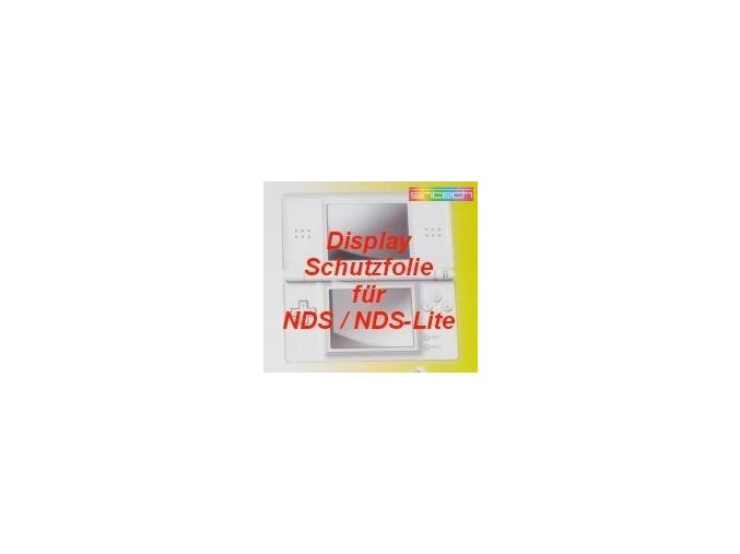 NDS/NDS Lite ochranná folie LCD